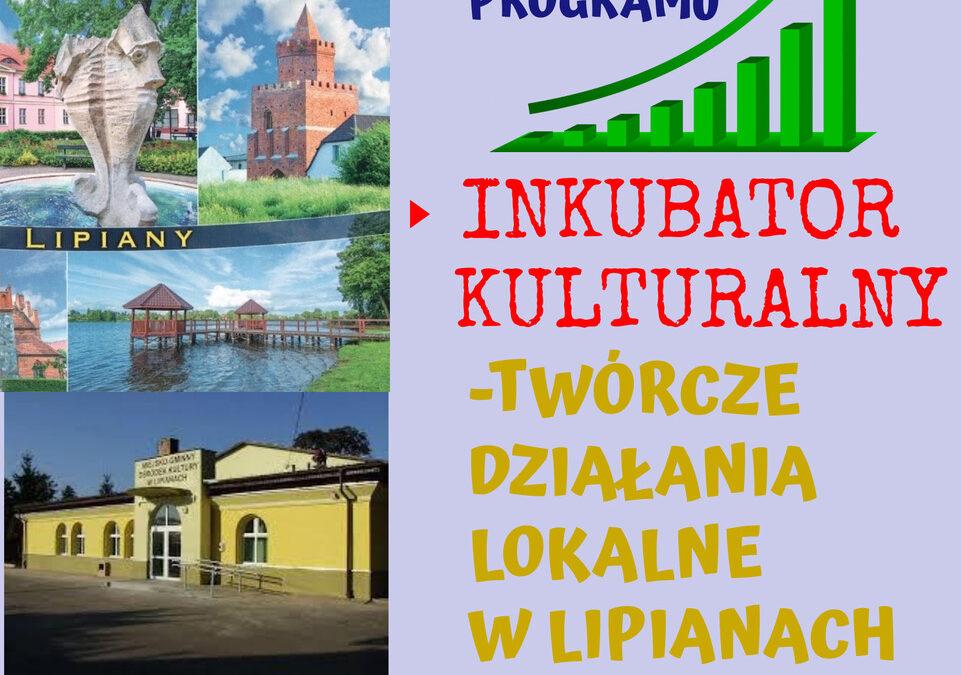 Diagnoza oczekiwań kulturalnych w gminie Lipiany